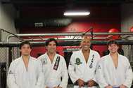 Jiu-Jitsu Classes in cordova