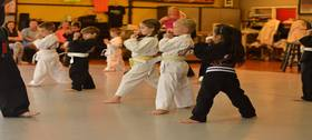 Bartlett and Memphis, TN Kids Martial Arts and Karate Classes